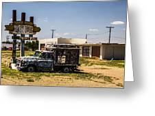 Ranch House Cafe Greeting Card