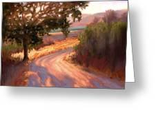 Ranch Road Greeting Card