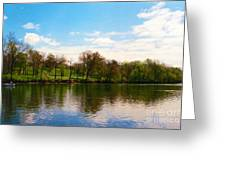 Rappahannock River I Greeting Card