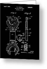 Ratchet Wrench Patent Greeting Card