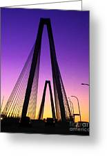 Gateway To Southern Charm Greeting Card