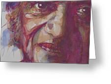 Ravi Shankar- Rabinda Shankar Chowdhury Greeting Card