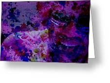 Ray Charles 2 Greeting Card