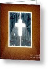 Ray Of Light Greeting Card by Cristophers Dream Artistry