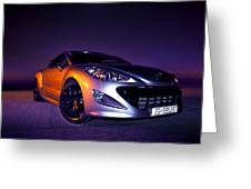 Rcz 1 Greeting Card