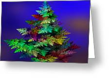 Ready For Christmas Greeting Card