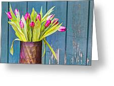 Ready For Spring Greeting Card