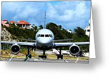 Ready For Takeoff Greeting Card