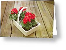 Ready To Plant Greeting Card by Kay Pickens