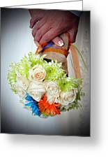 Ready To Wed Greeting Card