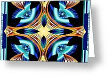 Realization Transformer 4 Greeting Card by Brian Johnson