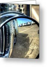 Rearview 34671 Greeting Card