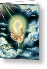Rebirth Greeting Card