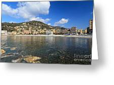 Recco. Italy Greeting Card