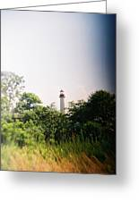 Recesky - Cape May Point Lighthouse 2 Greeting Card