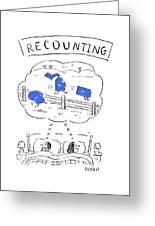 Recounting Greeting Card