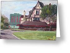 Red Coach Inn-restaurant Greeting Card