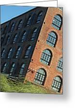 Red Hook Dream Lofts Greeting Card