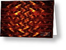Red Pine Greeting Card