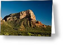 Red Rock Formation Sedona Arizona 30 Greeting Card