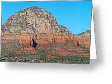Red Rocks Greeting Card