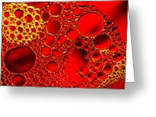 Red Ruby Greeting Card