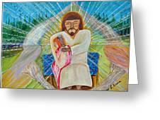 Redeemed Greeting Card
