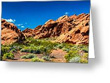 Redstone Picnic Area Greeting Card