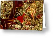 Reflecting Christmas 2013 Greeting Card