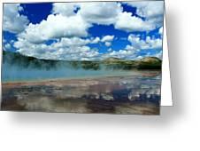 Reflecting Springs Greeting Card