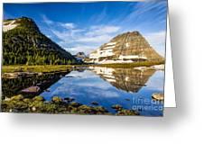 Reflection Pool Greeting Card