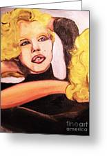 Reflection Greeting Card by Sidney Holmes