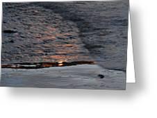 Reflections IIi  Greeting Card