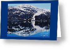 Reflections Captured In Alaska # 1 Greeting Card