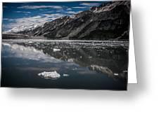Reflections Of Alaska Greeting Card