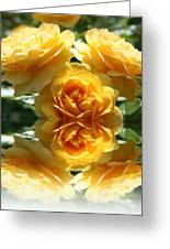 Reflective Prettiness Greeting Card