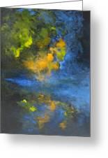 Reflets - Reflections Greeting Card