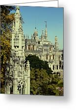Regaleira Palace I Greeting Card