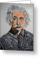 Relativity Greeting Card