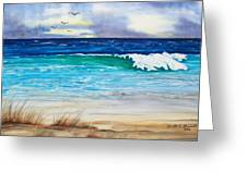 Relax Greeting Card by Jeanette Stewart