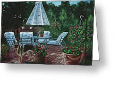 Relaxing Place Greeting Card