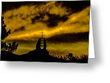 Religious Moment Greeting Card