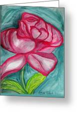 Remember The Flowers Greeting Card
