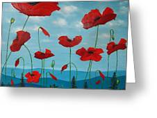 Reminiscent Greeting Card
