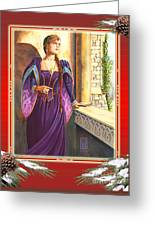 Renaissance Christmas Greeting Card