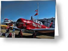 Reno Races 12 Greeting Card