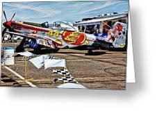 Reno Races 6 Greeting Card