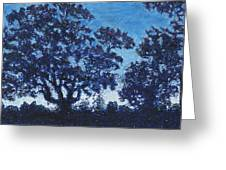 Rensing Tree Greeting Card