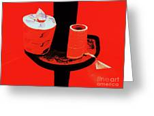 Reserve Blend Greeting Card