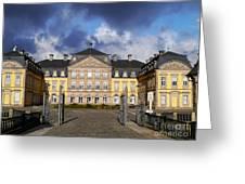 Residence Castle Arolsen Greeting Card